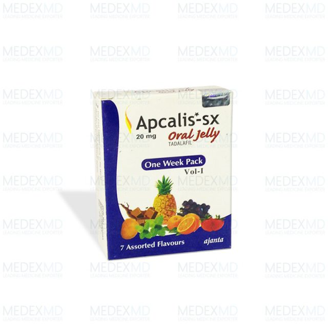 Pharmacie Discount Apcalis jelly