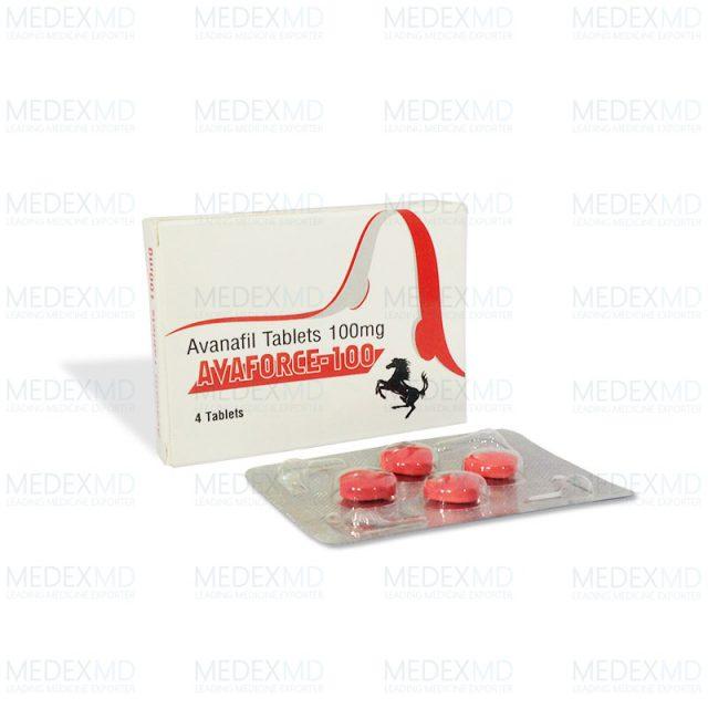 Avanafil Brand Pills Order