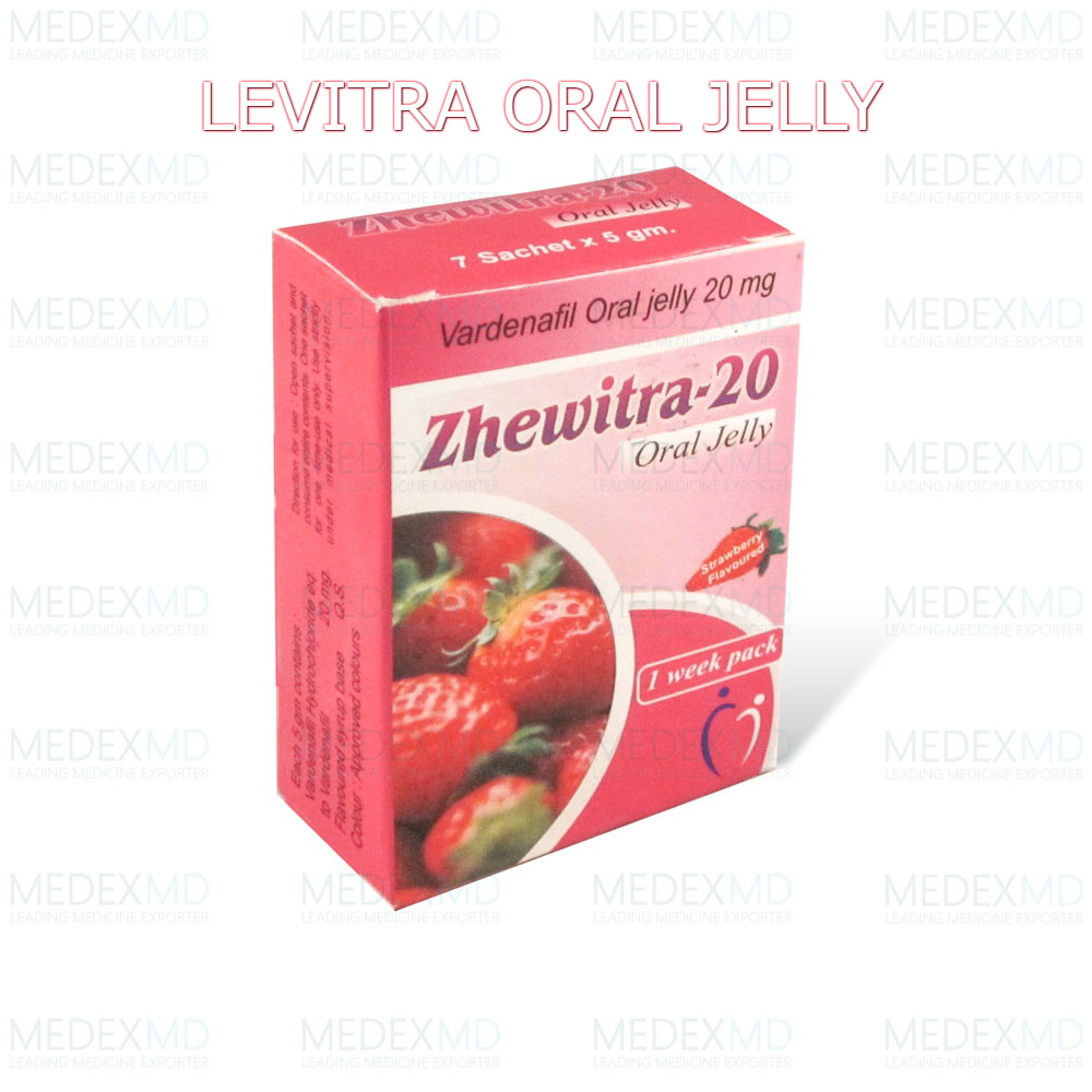Cheap Generic Levitra Oral Jelly 20 mg Purchase
