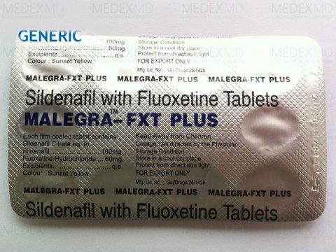 Malegra Fxt Plus 160mg